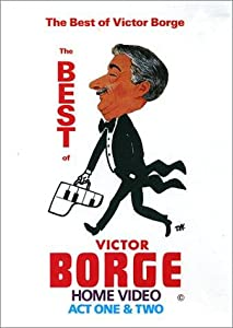 Computer watching hd movies The Best of Victor Borge: Act One \u0026 Two [Bluray]