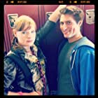 Catherine Hansen and Andrew Keives in Death to Prom