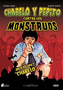 Watch english movie Chabelo y Pepito contra los monstruos [720pixels]