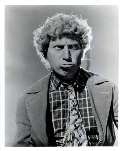 Harpo Marx in Go West 1940