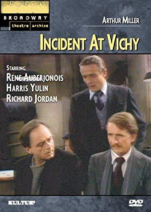 Where to stream Incident at Vichy