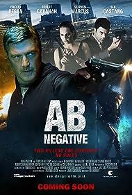 Vincent Regan, Seb Castang, and Csilla Barath-Bastaic in AB Negative (2014)