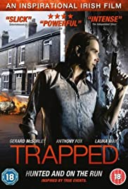 The Making of Anton AKA Trapped Poster