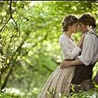 Keira Knightley and Michael Pitt in Silk (2007)