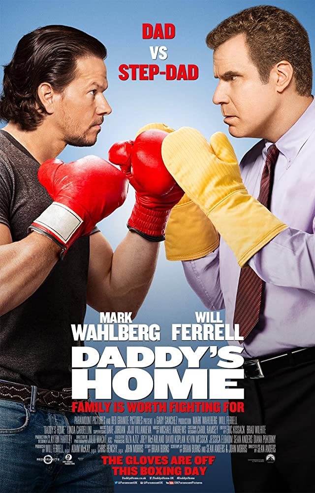 Daddys Home 2015 Hindi Dual Audio 1080p BluRay ESub 1.6GB Download