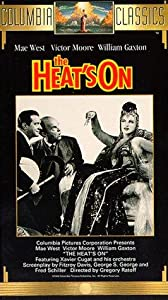 PC watching movies The Heat's On by Edward F. Cline [hd1080p]