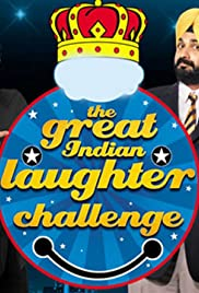 The Great Indian Laughter Challenge Poster