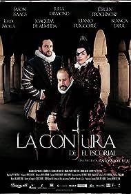 Julia Ormond, Jason Isaacs, and Juanjo Puigcorbé in La conjura de El Escorial (2008)