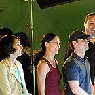 Joe Duer, Tom Paul Wilson, Robin Dale Meyers, Laura Drake Mancini, and Abraham Peraza in The Crooked Eye (2009)