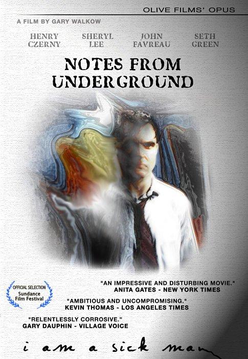 Notes from Underground (1995) - IMDb
