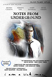 Notes from Underground (1995) Poster - Movie Forum, Cast, Reviews