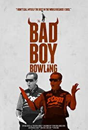 The Bad Boy of Bowling Poster