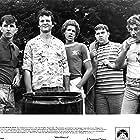 Bill Murray, Matt Craven, Jack Blum, Russ Banham, and Keith Knight in Meatballs (1979)
