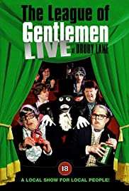 Ready movie full watch online The League of Gentlemen: Live at Drury Lane by Steve Bendelack [hdrip]