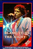 Blame It on the Night (1984) Poster