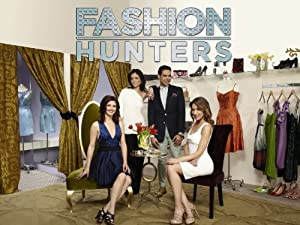 Where to stream Fashion Hunters