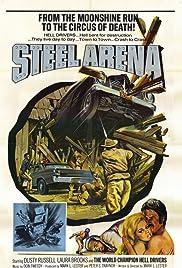 Steel Arena Poster