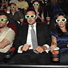 David Arquette, Courteney Cox, and Thomas Jane at an event for The Butler's in Love (2008)