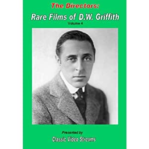 D.W. Griffith The White Rose Movie