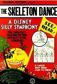 The Skeleton Dance Poster