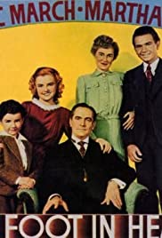 One Foot in Heaven(1941) Poster - Movie Forum, Cast, Reviews