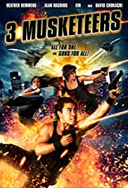 3 Musketeers (2011) Poster - Movie Forum, Cast, Reviews