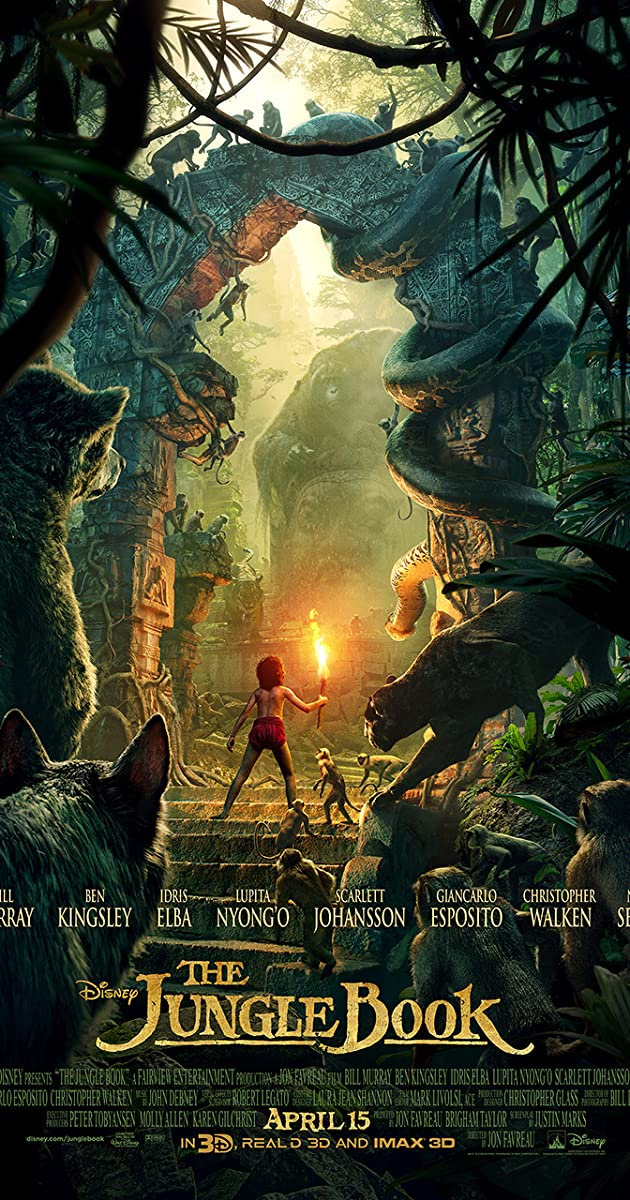 Watch Full HD Movie The Jungle Book (2016)