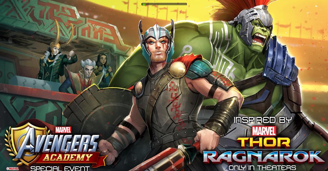 Marvel avengers academy et triche android et pc apk - Telecharger avengers ...