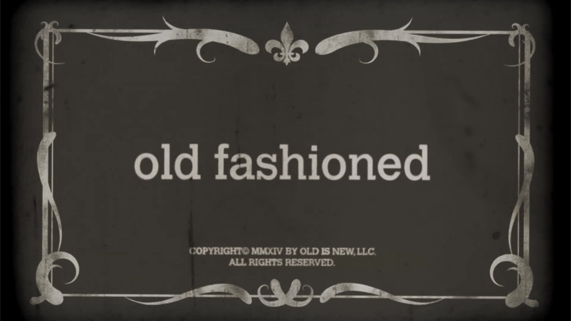 Old Fashioned Trailer 1