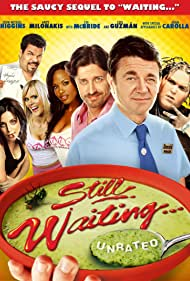 Alanna Ubach, Luis Guzmán, and John Michael Higgins in Still Waiting... (2009)