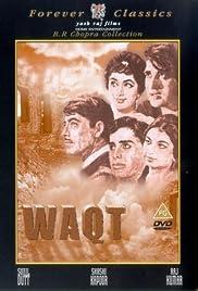 Waqt Poster