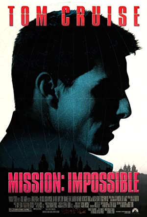 Mission: Impossible Poster Image