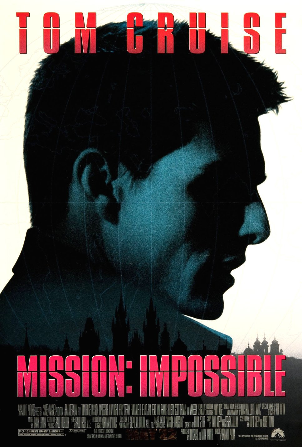Mission: Impossible (1996) BluRay 480p, 720p, 1080p & 4K-2160p