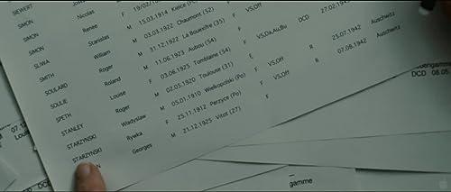 Sarah's Key: U.S. Trailer