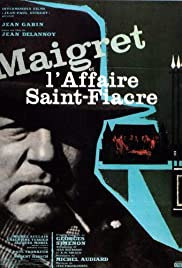 Maigret and the St. Fiacre Case Poster