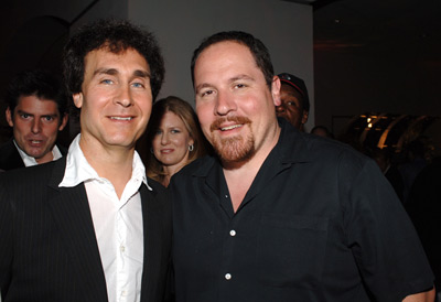 Jon Favreau and Doug Liman at an event for Mr. & Mrs. Smith (2005)