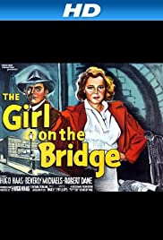 The Girl on the Bridge Poster