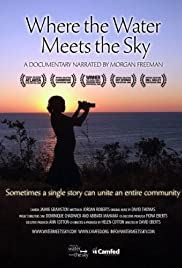 Where the Water Meets the Sky Poster