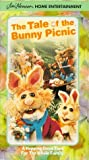 The Tale of the Bunny Picnic (1986) Poster