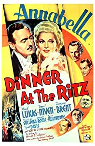 Watch easy the movie Dinner at the Ritz [1280x720]