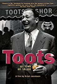 Toots Poster