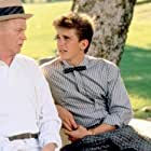 Red Buttons and Charlie Schlatter in 18 Again! (1988)