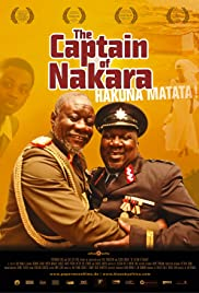 The Captain of Nakara Poster