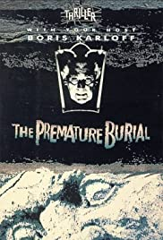 The Premature Burial Poster