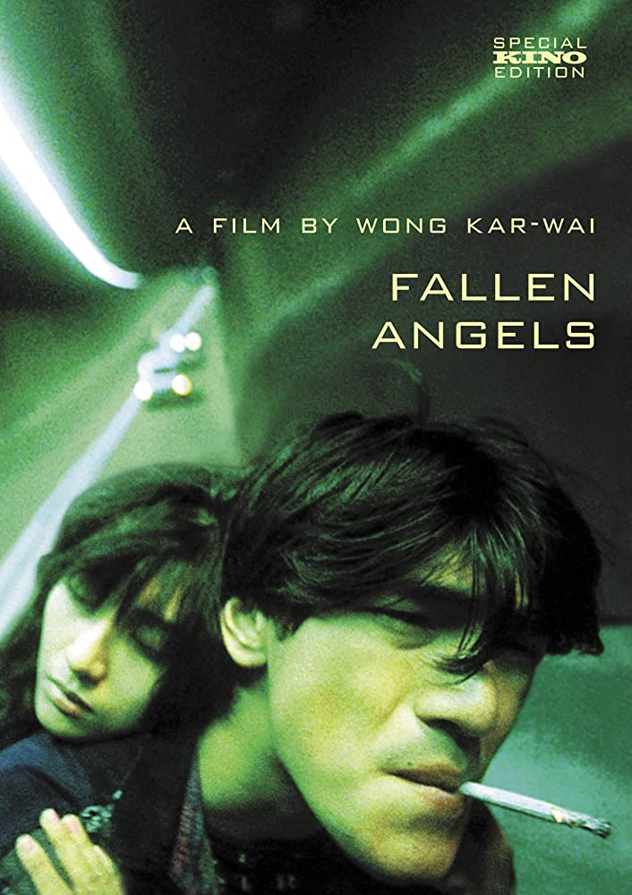 Takeshi Kaneshiro and Michelle Reis in Do lok tin si (1995)