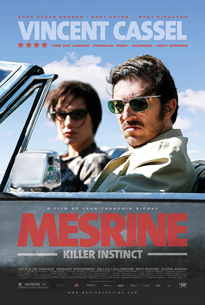 mesrine part 1