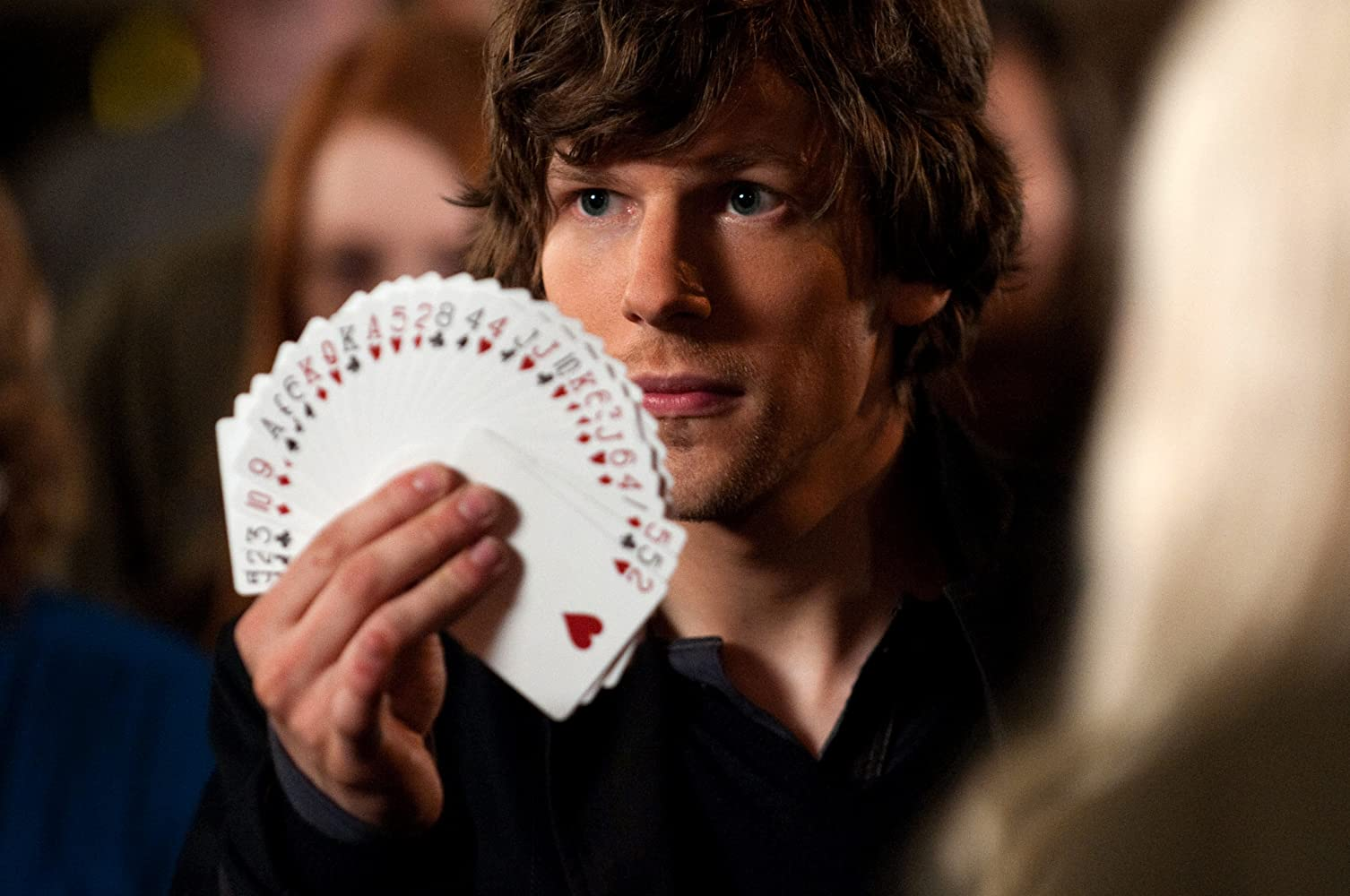 Jesse Eisenberg in Now You See Me (2013)