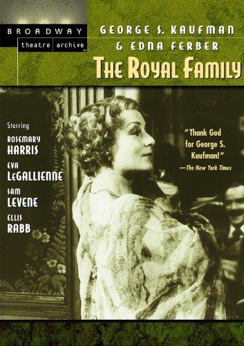 Rosemary Harris in The Royal Family (1977)
