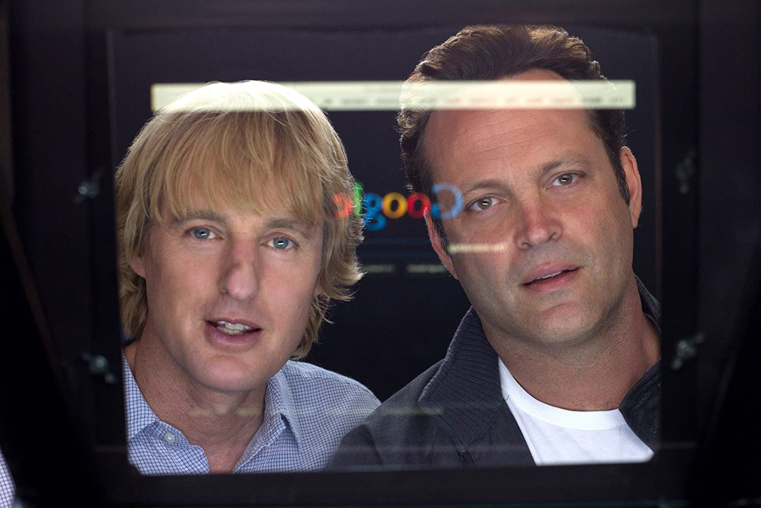 Vince Vaughn and Owen Wilson in The Internship (2013)