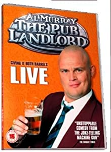 Movie downloads ipod Al Murray: The Pub Landlord Live - Giving It Both Barrels [1080pixel]